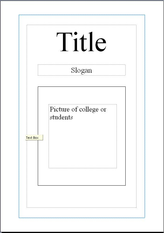 Exelent Portfolio Title Page Template Photos   Example Resume Ideas .