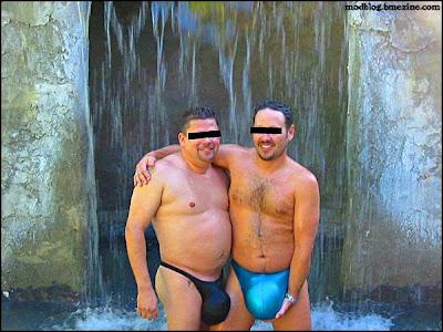 Drunk naked frat boys