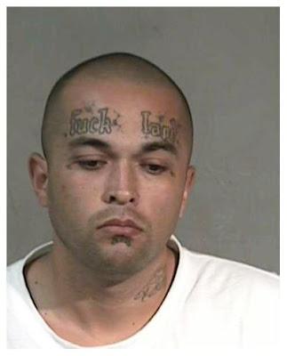 60 Best Mugshot Tattoo Fails Damn Cool Pictures