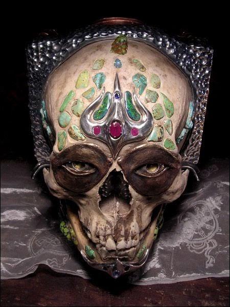 Tibetan Skull Camera Damn Cool Pictures