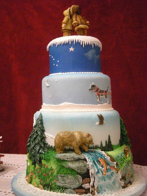 Universal Birthday Cake