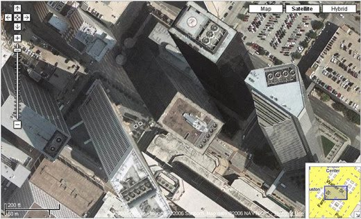 The 40 Most Bizarre Google Earth Images ~ Damn Cool Pictures