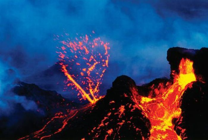 Kilauea: Volcano That Has Been Erupting For 27 Years ...