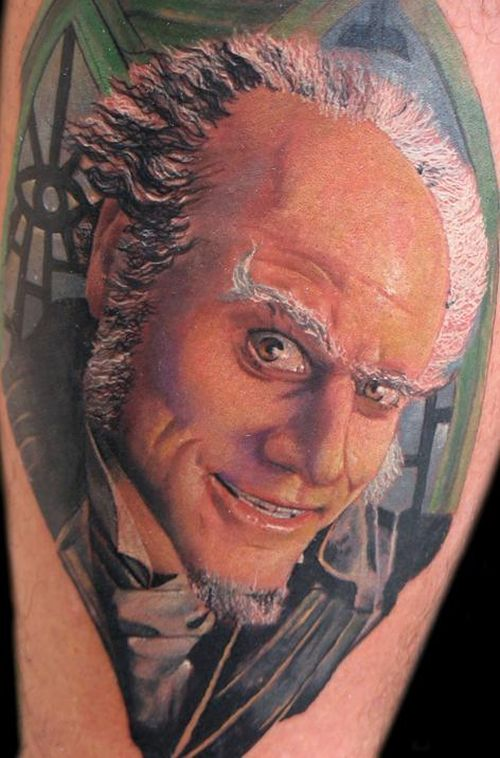 tattoos amazing tattoo portrait awesome realistic cool realism really posts portraits artwork