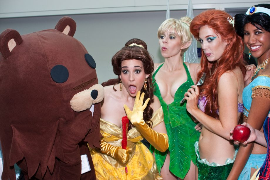 Disney girls nude cosplays
