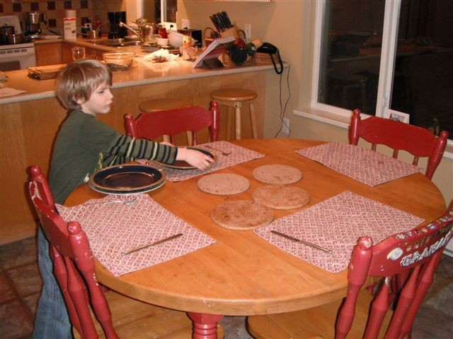 The Montessori Child At Home When Practical Life Is