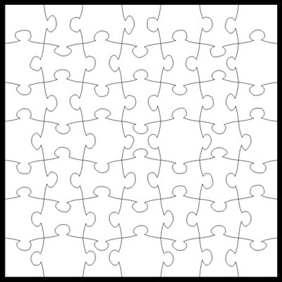 Making Jigsaw Puzzles With The Scroll Saw