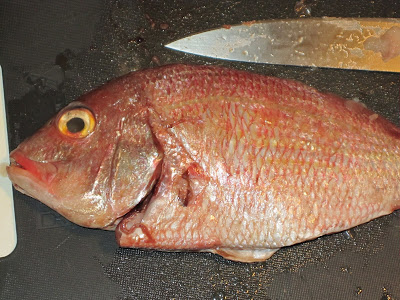 Skytte's Kitchen: Red Snapper with Rice