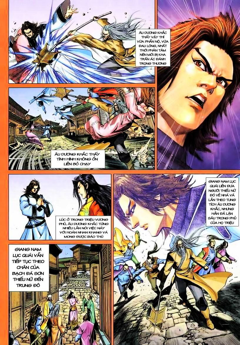 Anh Hùng Xạ Điêu anh hùng xạ đêu chap 19 trang 4
