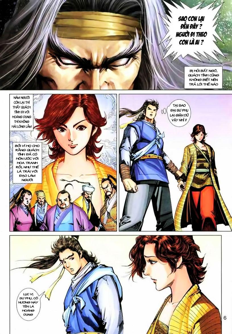 Anh Hùng Xạ Điêu anh hùng xạ đêu chap 19 trang 6