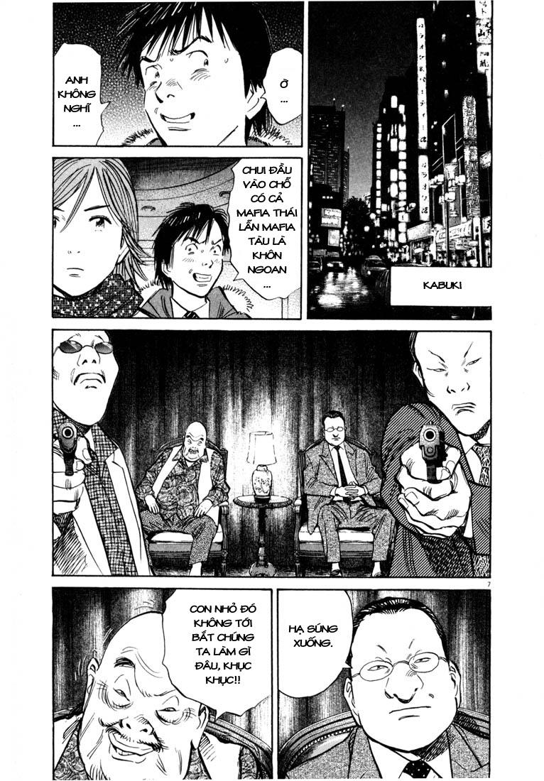 20th Century Boys chapter 161 trang 15