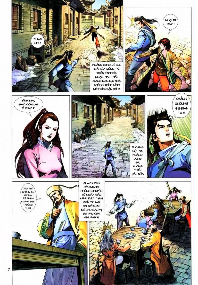 Anh Hùng Xạ Điêu anh hùng xạ đêu chap 19 trang 7
