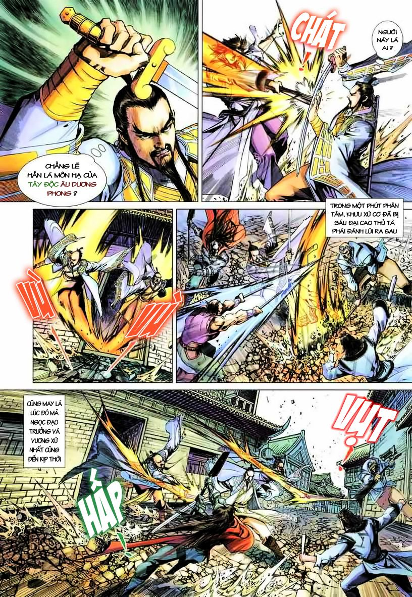 Anh Hùng Xạ Điêu anh hùng xạ đêu chap 19 trang 16