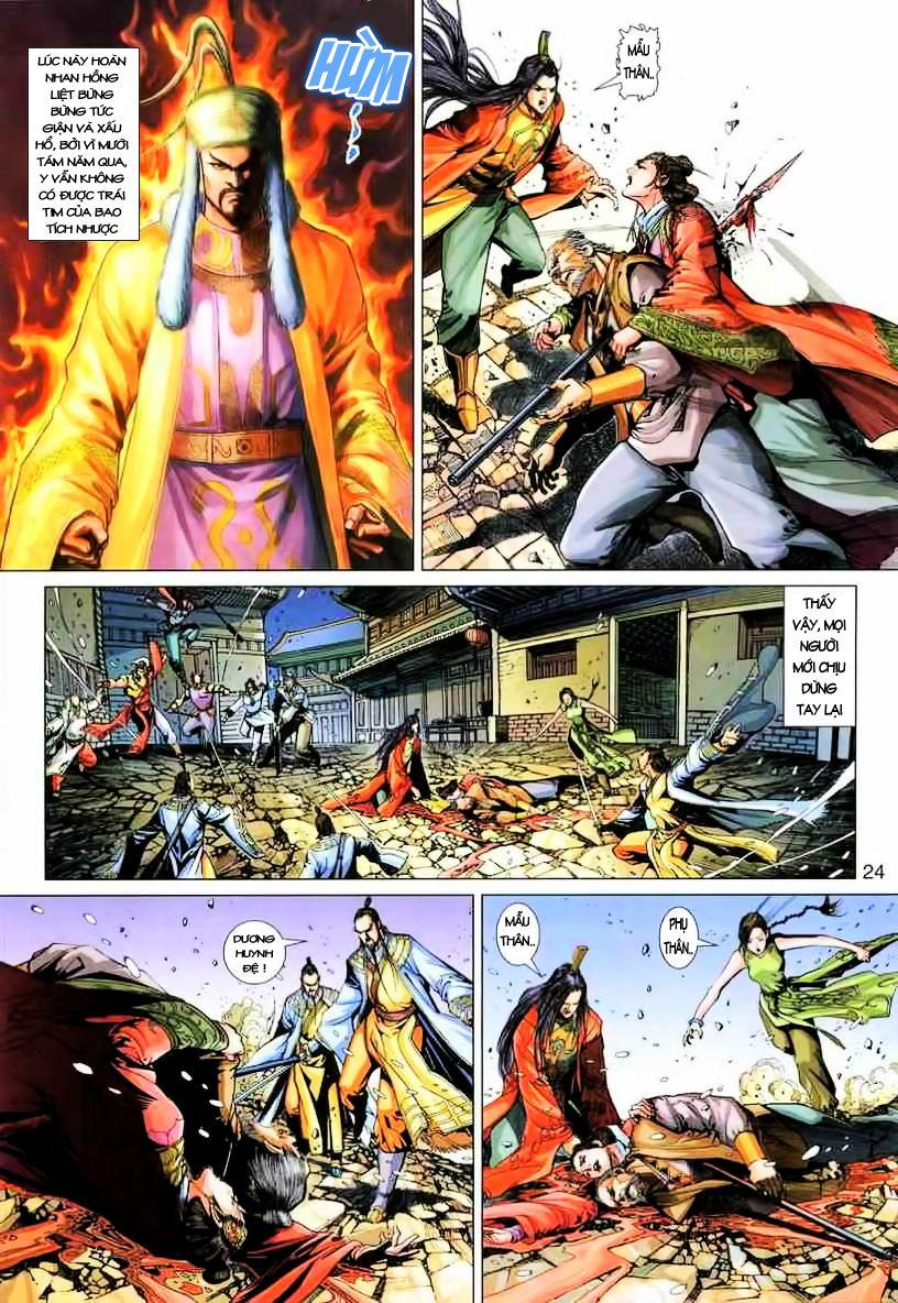 Anh Hùng Xạ Điêu anh hùng xạ đêu chap 19 trang 24