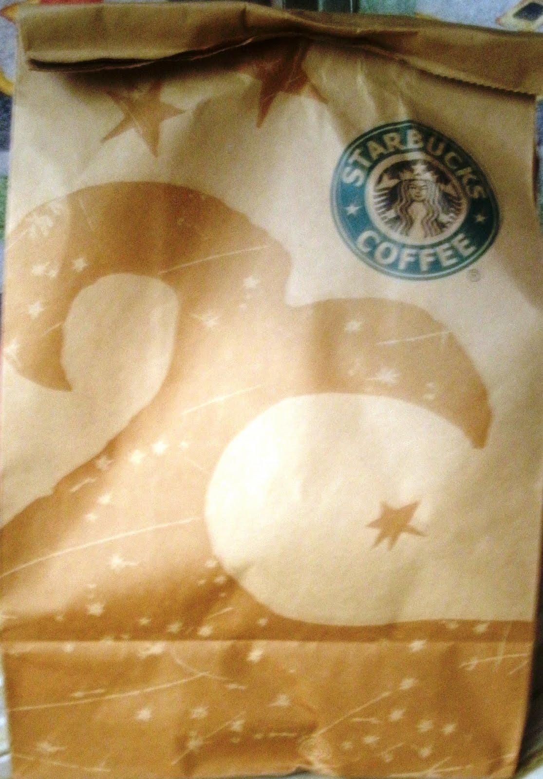 Miss Table Napkin Starbucks Apple Fritter Espresso Java