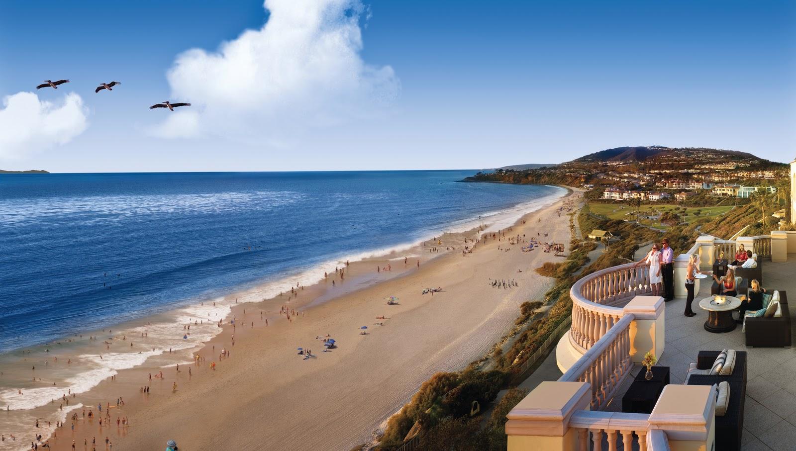 Ritz Carlton Hotel Laguna Beach California
