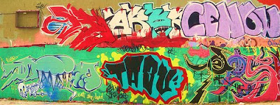 graffiti art, graffiti alphabet, decorative