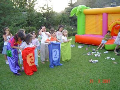 Dulce Glass 17 Juegos Para Fiestas Infantiles
