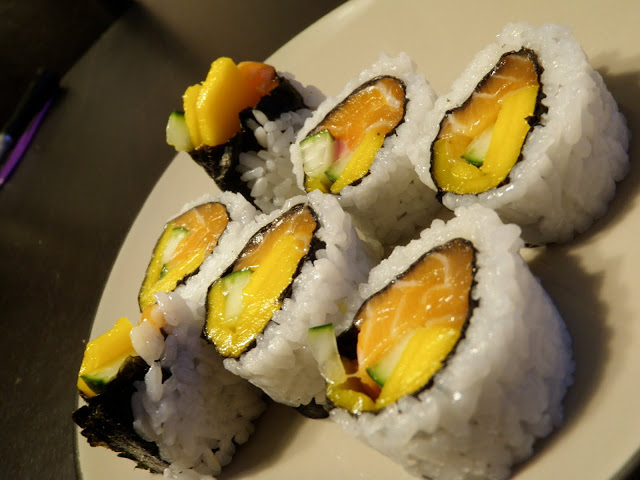 Sushi Roll - Scrumptiously Fit Food