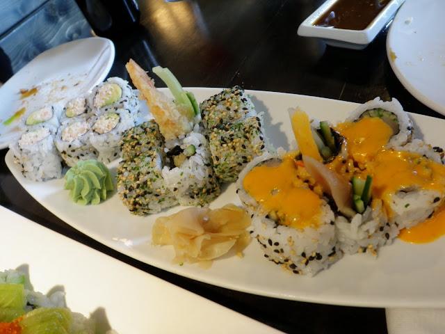 Maki Sushi Combo