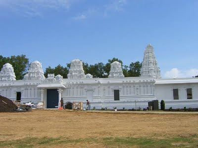 Prasanna Venkateswara Sri Swami Temple, Memphis, Tennessee, Estados Unidos