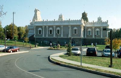 Sri Venkateswara Temple, Bridgewater, NJ, Estados Unidos