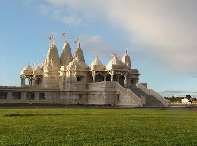 BAPS Swaminarayan Shri Mandir - Toronto, Canadá