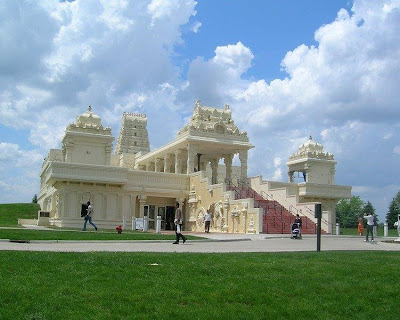 Venkateswara Sri Swami Temple of Greater Chicago - Chicago, Illinois, Estados Unidos