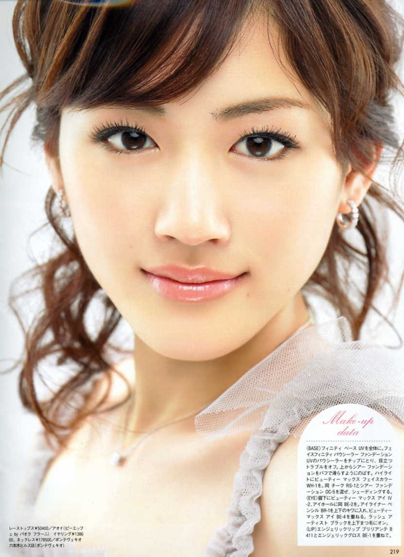 top 10 most influential idols japanese female stuffs