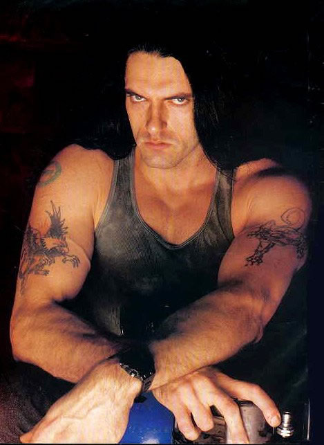 Peter steele playgirl pictures