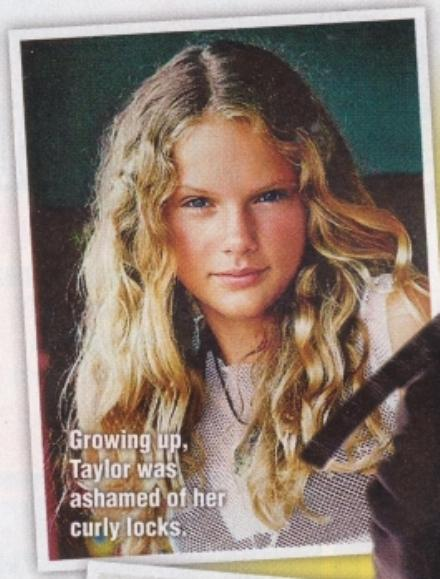 Wild Curls: Taylor Swift WHO?