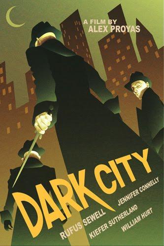 Dark City by Kevin Wada
