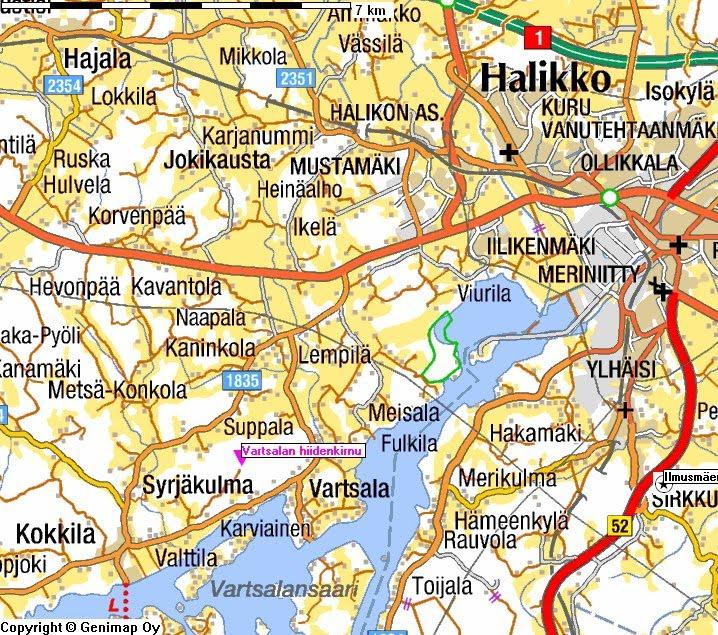 Halikko Viesti 2013