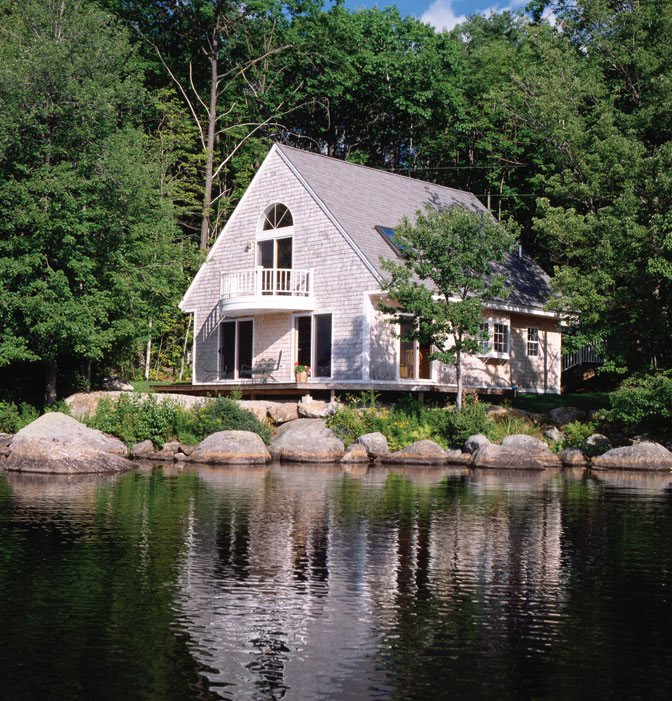 Small Lake Homes: Joy Studio Design Gallery