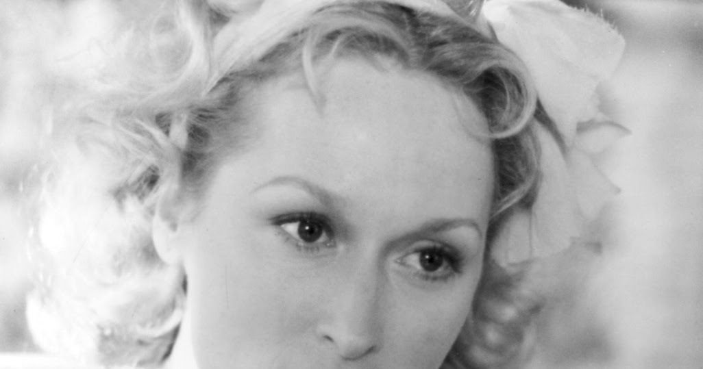 The Twisted Image: Young Meryl Streep Photo