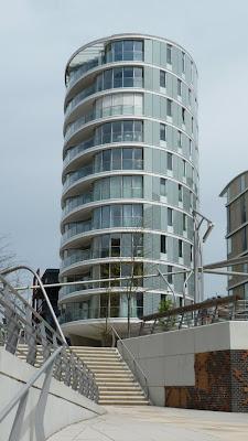 Haus in der Hafencity Hamburg