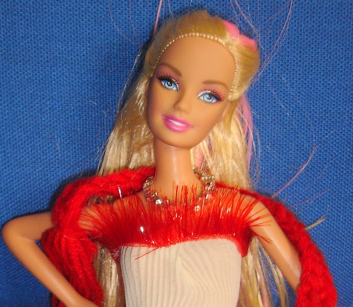 Barbie Bad Hair Day: Cute Confessions Of A Sew Addict