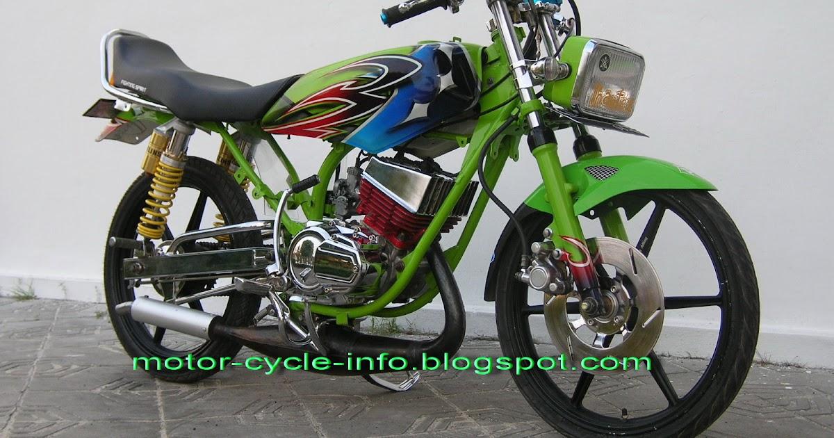 Gambar Modifikasi Motor: Modifikasi Motor Rx King Extreme