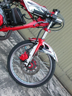 motor yamaha rxz modifikasi