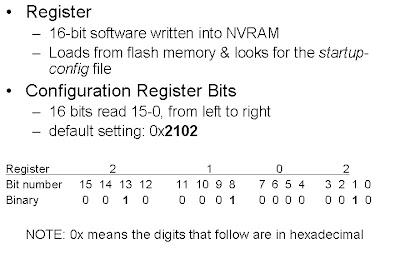 Networks Site: Cisco Router Components