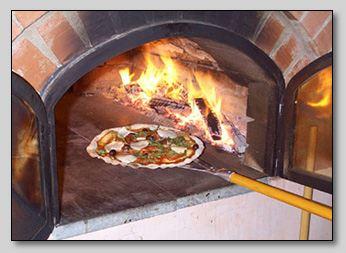Pizza i ugn