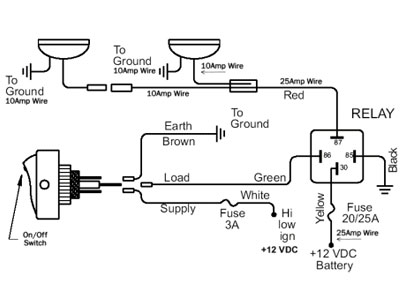 Piaa Fog Light Relay Wiring Diagram Engine Diagram And Wiring