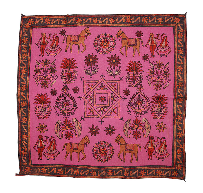 Rajasthani indian wall hangings tapestry traditional wall ...