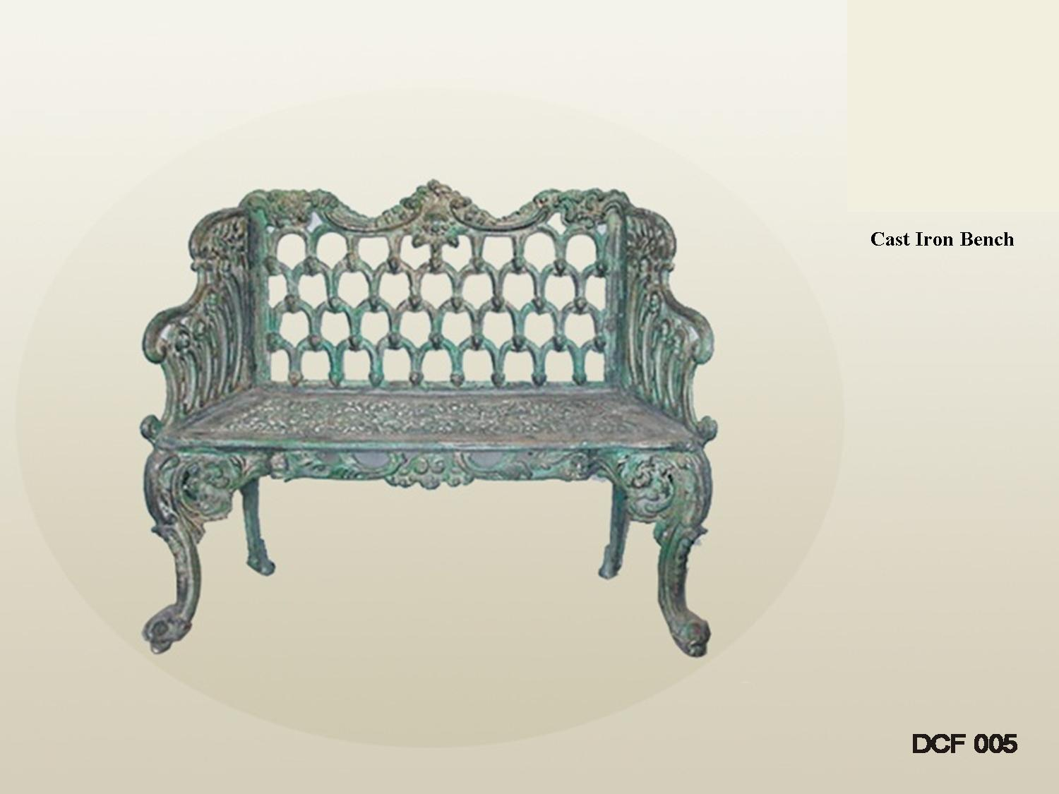 Wrought Iron Furniture Online India