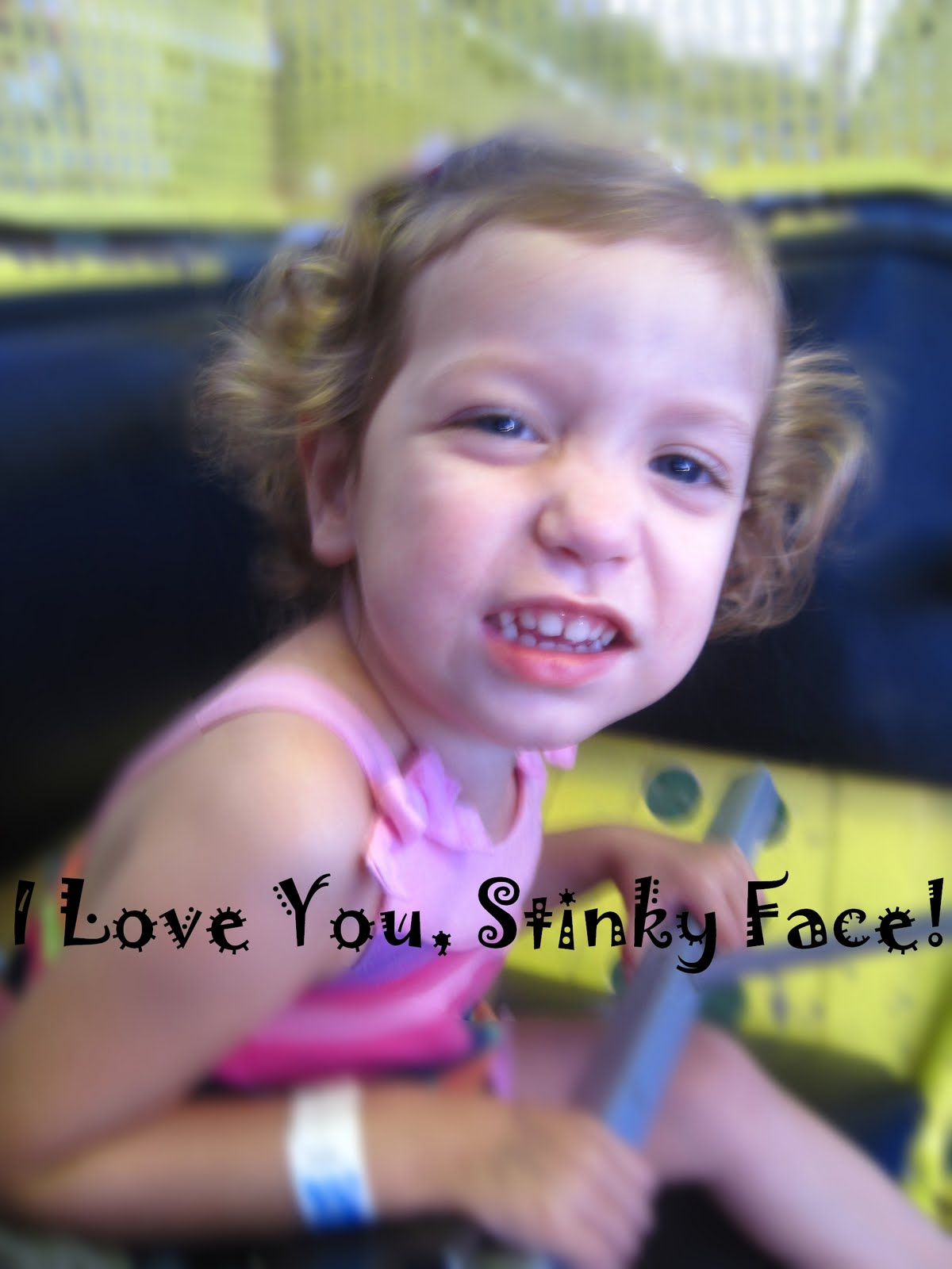 A Day In The Life Of A Cf Mom I Love You Stinky Face