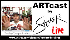 Live Artcast by Silver