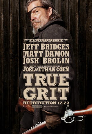Poster Of True Grit In Dual Audio Hindi English 300MB Compressed Small Size Pc Movie Free Download Only At worldfree4u.com