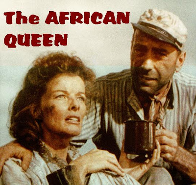 is the african queen a true story