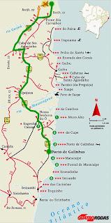 Tag Porto De Galinhas Mapa Recife