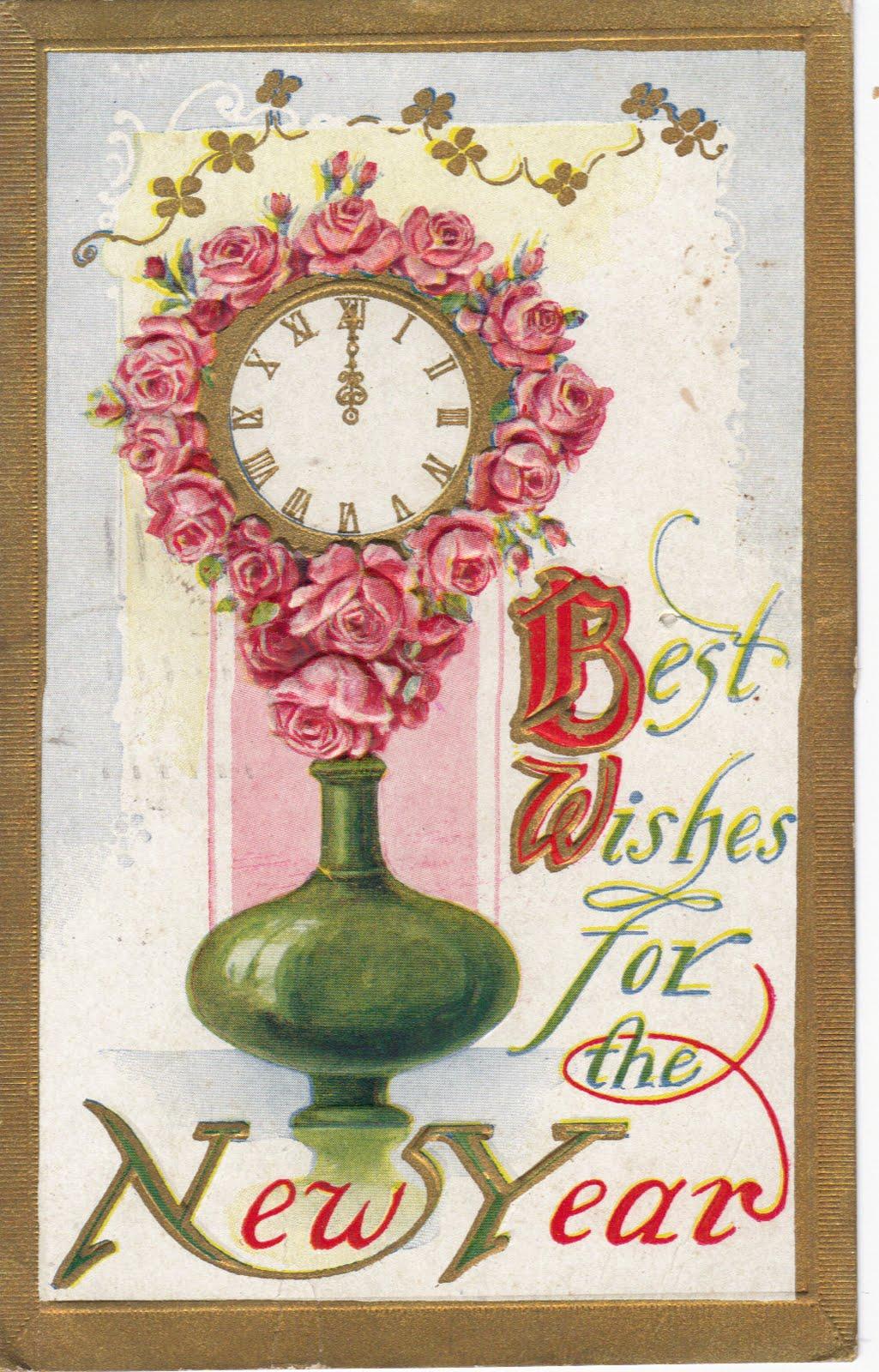 New Year Greetings! ~ Faithfulness Farm